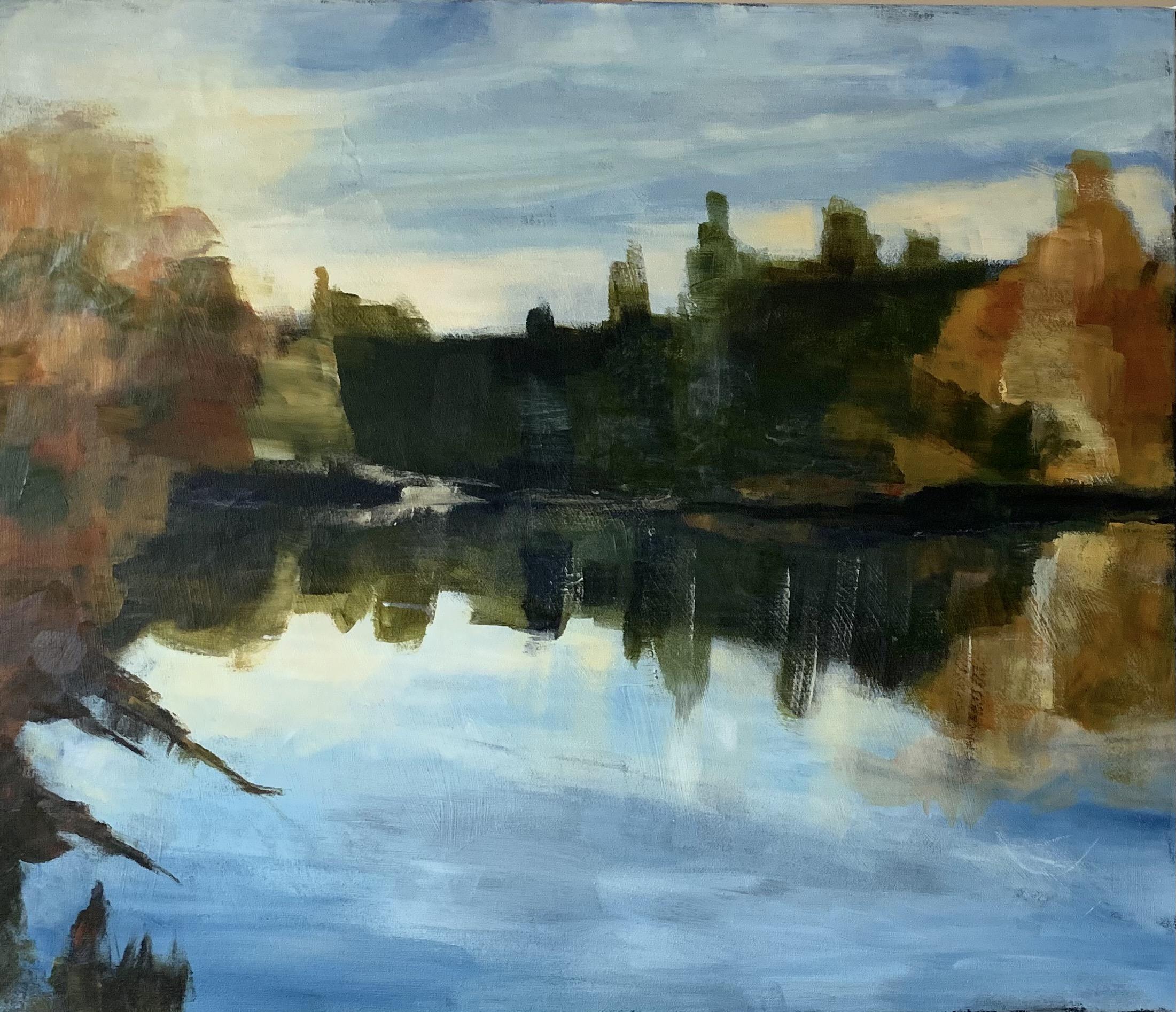 Acrylic on canvas 60x70cm, 375Eur