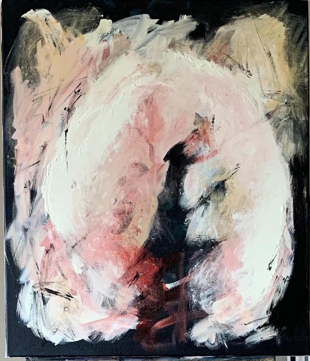 Acrylic canvas, 70x60cm, 1.500Eur
